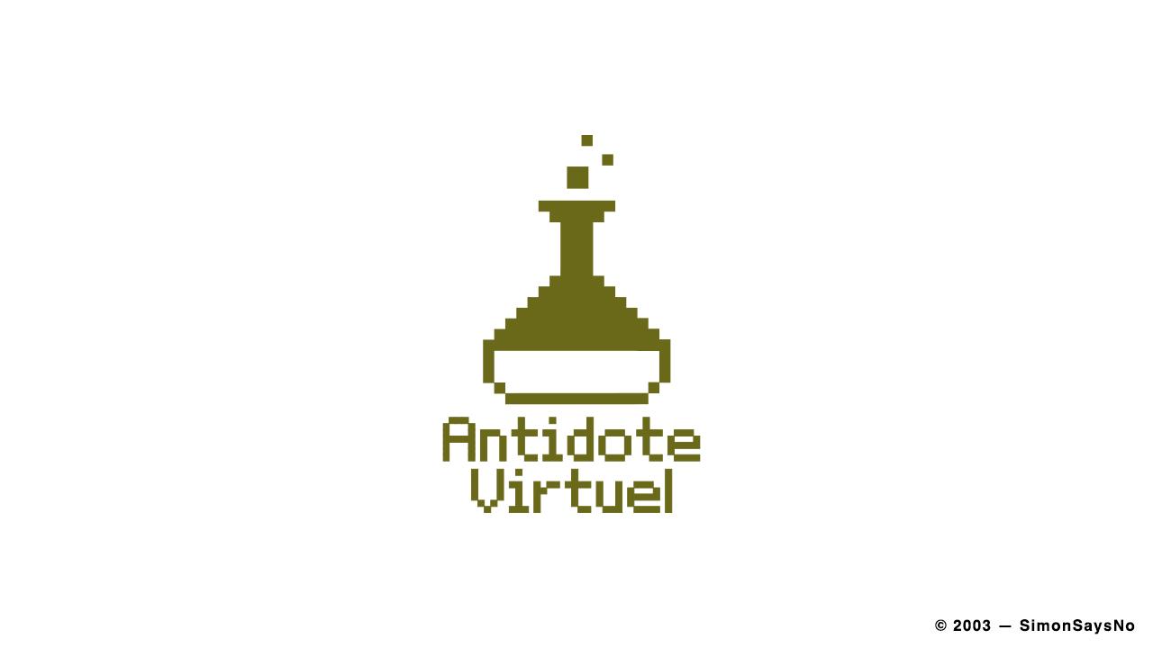 ANTIDOTE VIRTUEL 2003 IDENTITY