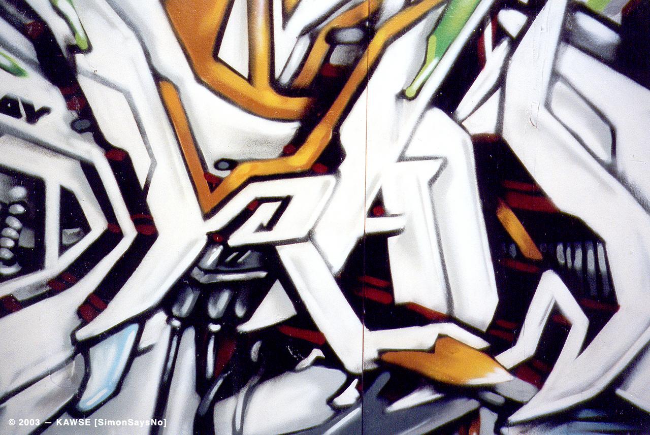 KAWSE 2003 — MODULE [Detail]