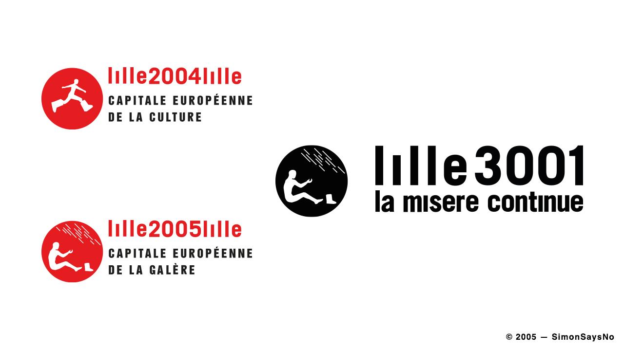 ANTIDOTE VIRTUEL 2005 — SCREWED LILLE LOGOTYPE