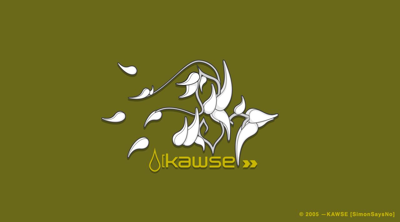 KAWSE 2005 — LOGOTYPE [Graphic Design]