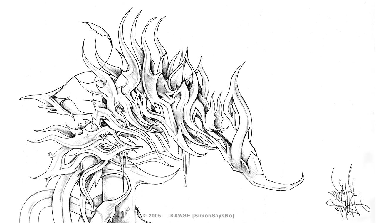 KAWSE 2005 – CARNIVORE [Sketch]