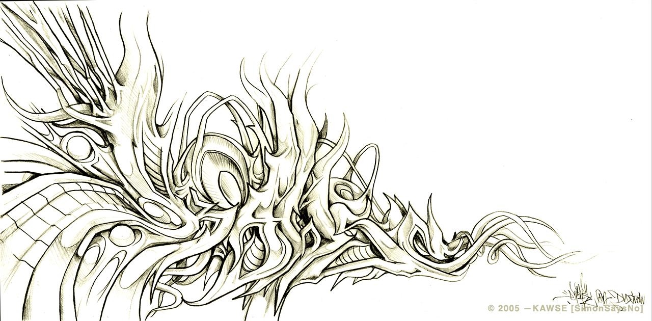 KAWSE 2005 — RAGE [Sketch]