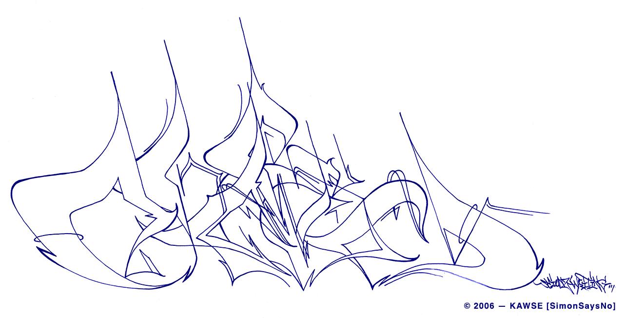 KAWSE 2006 — WRITING SCIENCE [Sketch]