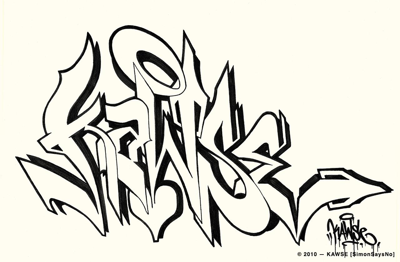 KAWSE 2010 — BACK TO BASIC [SKETCH]