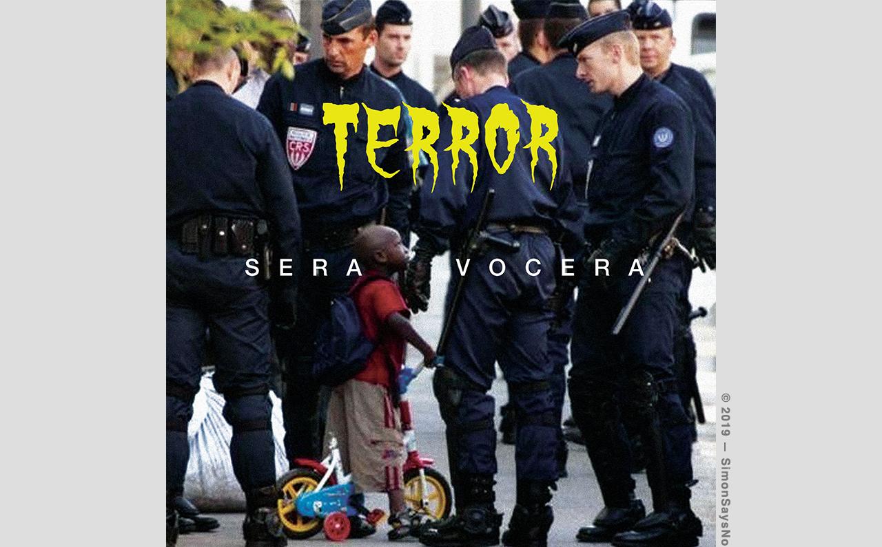 SERA VOCERA 2019 —  TERROR