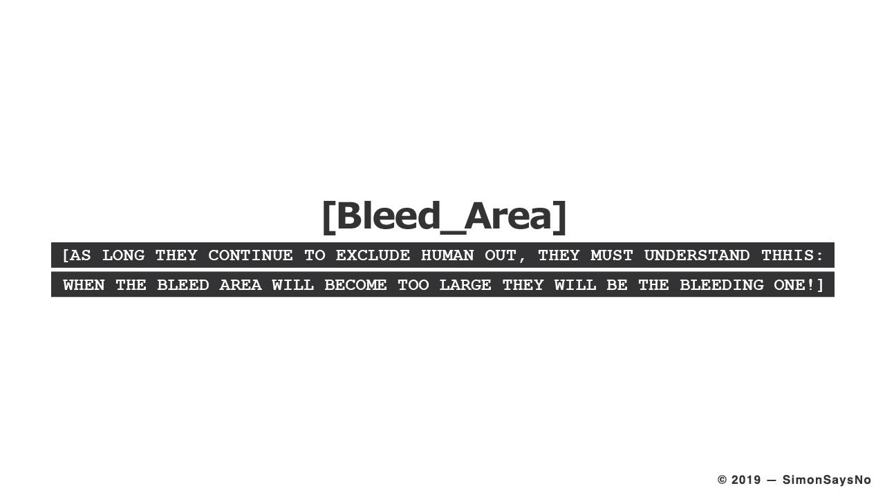 SIMON 2019 — BLEED_AREA STATEMENT