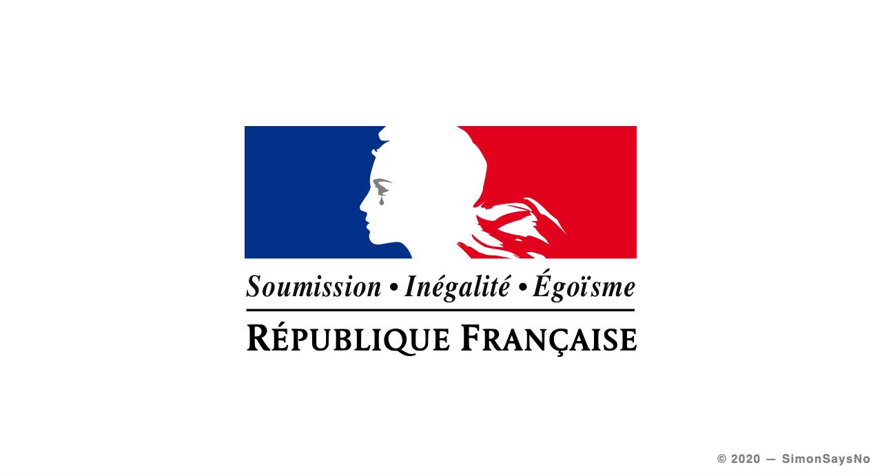 SIMONSAYSNO 2020 — SCREWED REPUBLIC LOGOTYPE