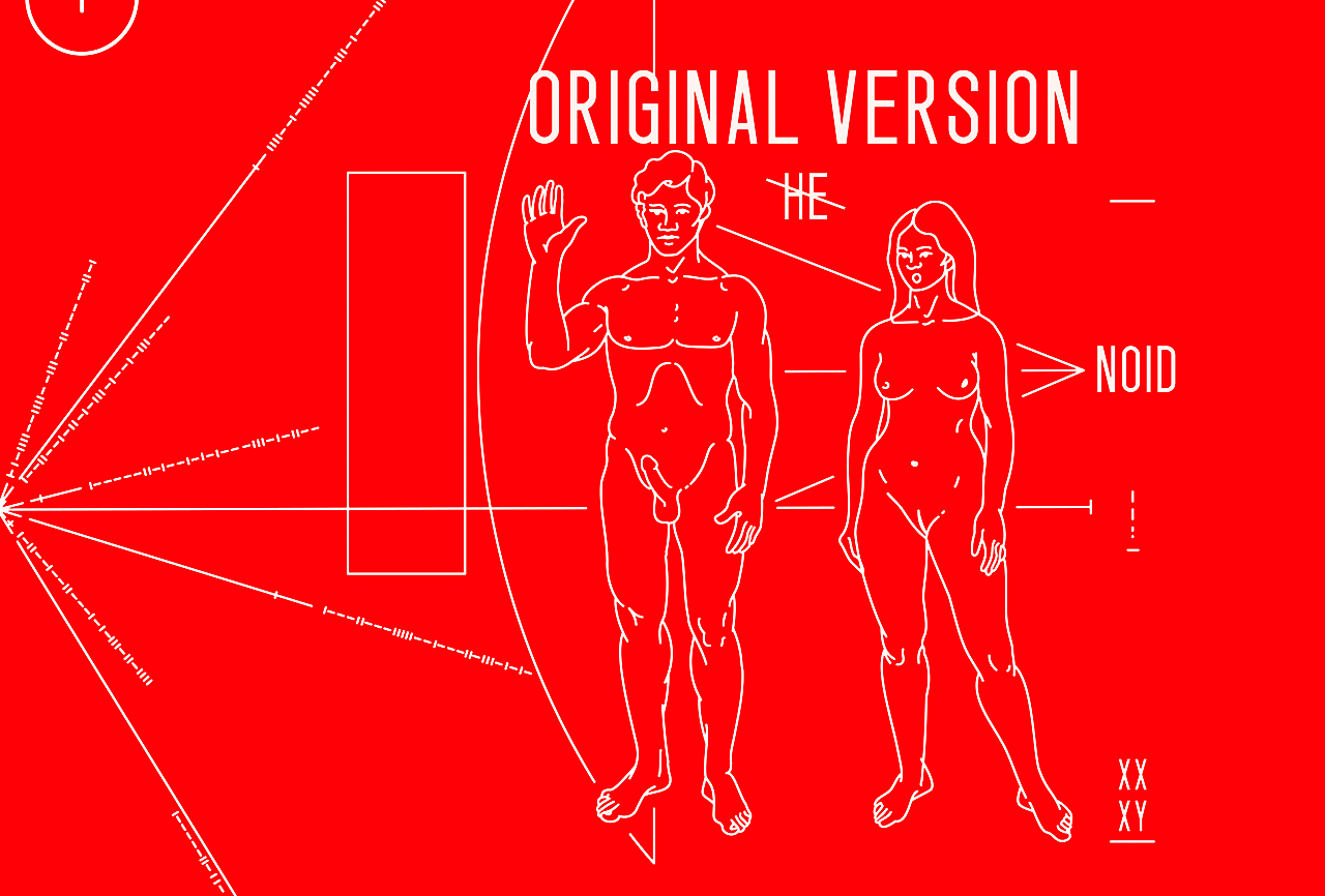NOID 2020 — ORIGINAL VERSION (PRIMITIVE HUMAN)
