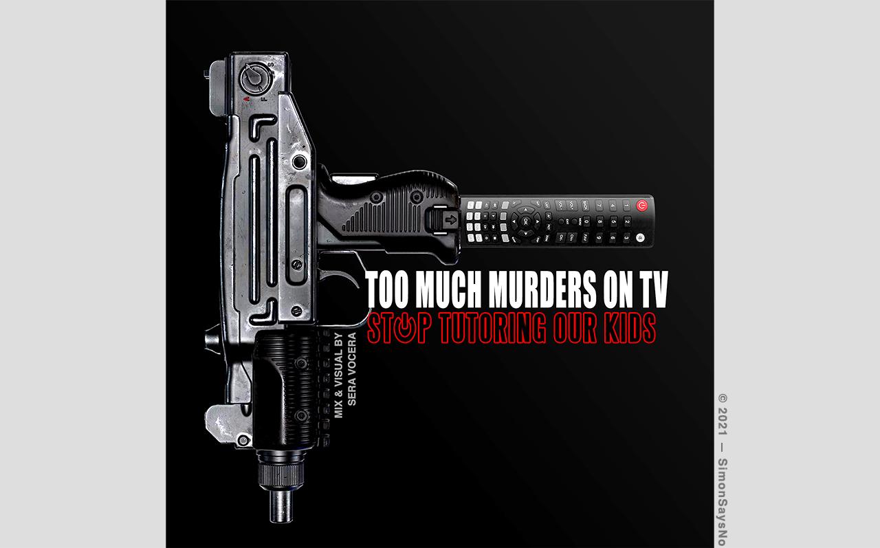 SERA VOCERA 2021 — TOO MUCH MURDERS ON TV.